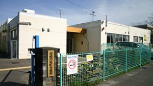 旭町児童館の外観写真